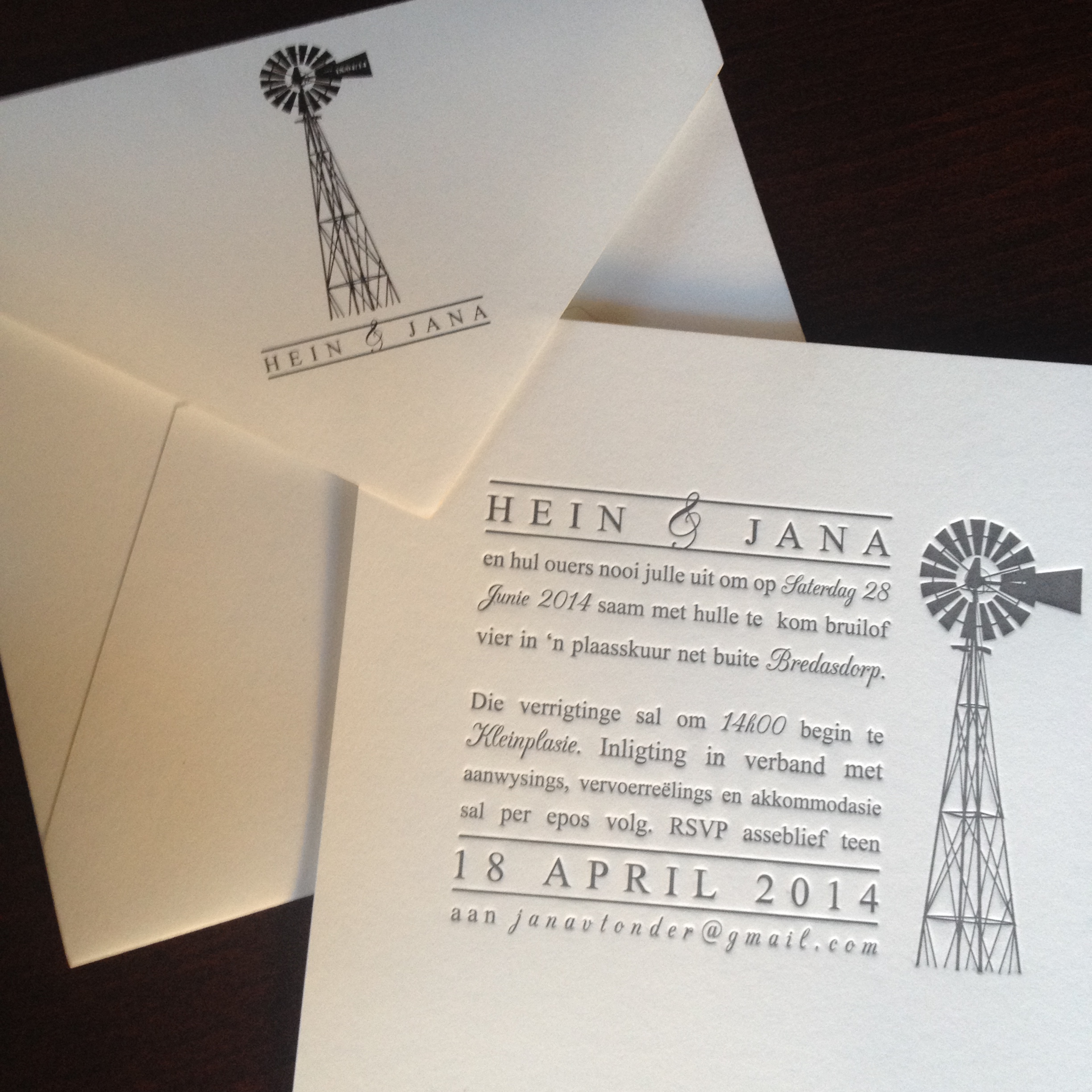 Letterpress | CottonCloud Letterpress Wedding Invites - Letterpress ...