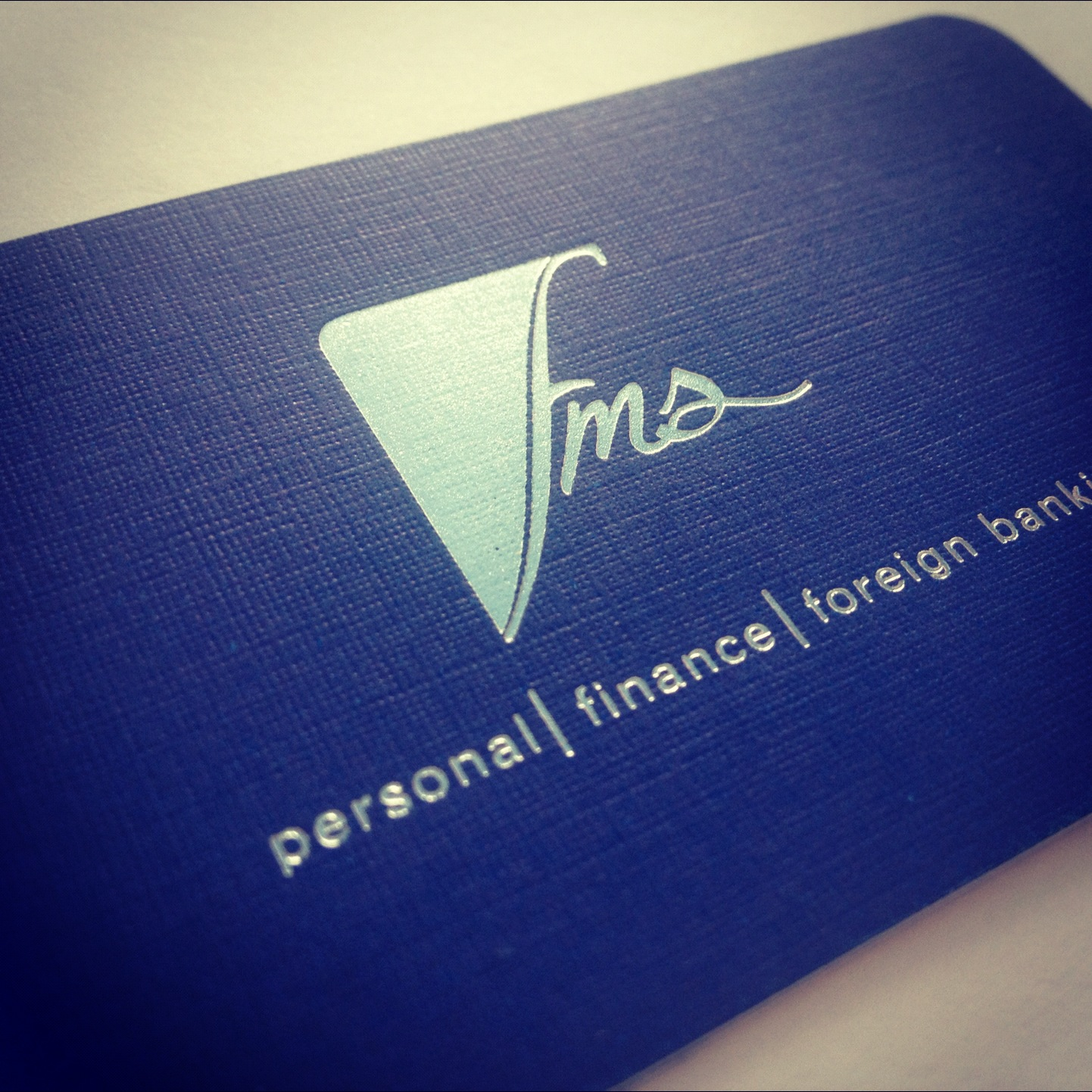 foiling-business-cards